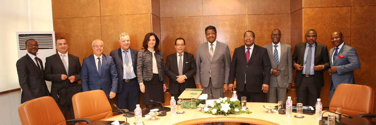 Visite du Président de la Commission de la « CEDEAO » à l'APTBEF